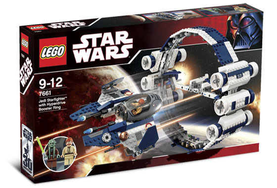 New Lego Star Wars Coming This Way 7660 7661 7662 7663