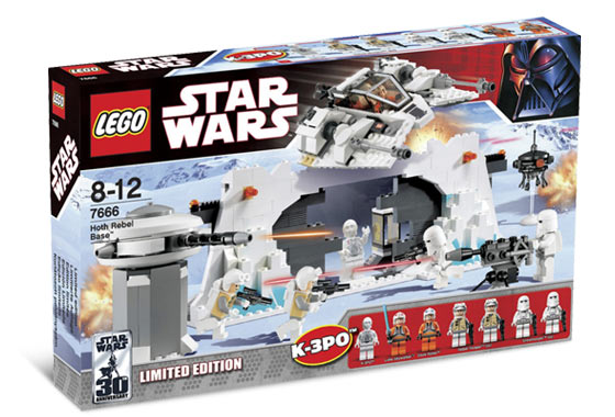 Lego Star Wars box sets Images