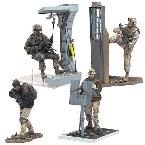 Mcfarlane Toys Military Series 45