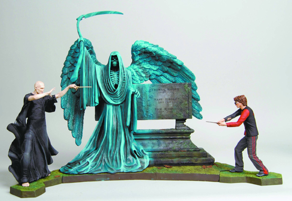 Neca Harry Potter And Order Of The Phoenix Action Figures