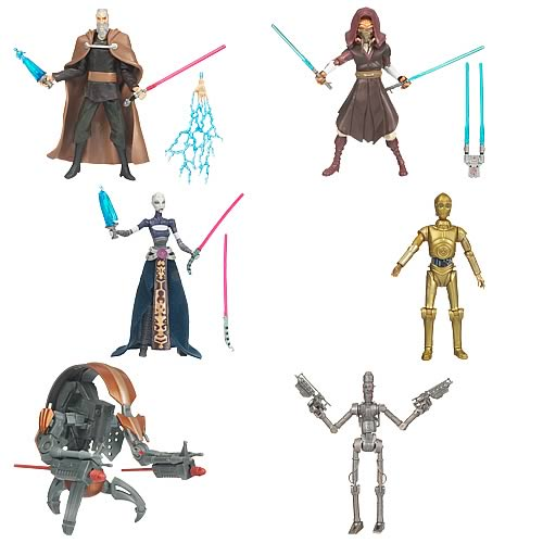 Clone Wars basic figure wave 3