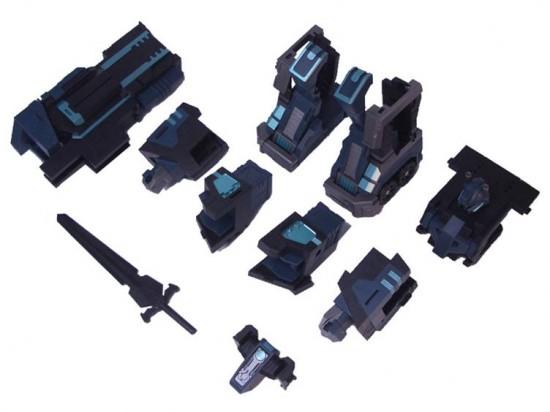 Shadow Commander Accessories