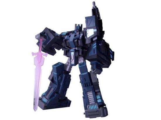 Shadow Commander Robot Mode