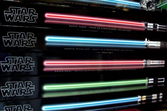 Hasbro Lightsaber