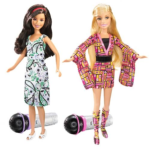 High School Musical 3 Sing Together Doll