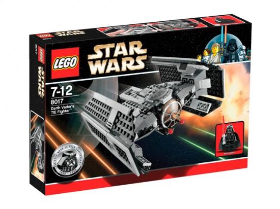 Star Wars Lego 8017