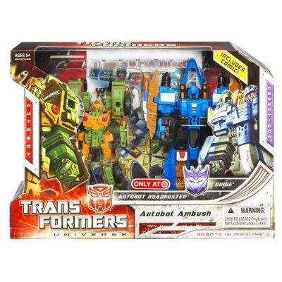 transformers-universe-comicpack-roadbuster-dirge