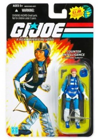 GI Joe Wave 11 Scarlet