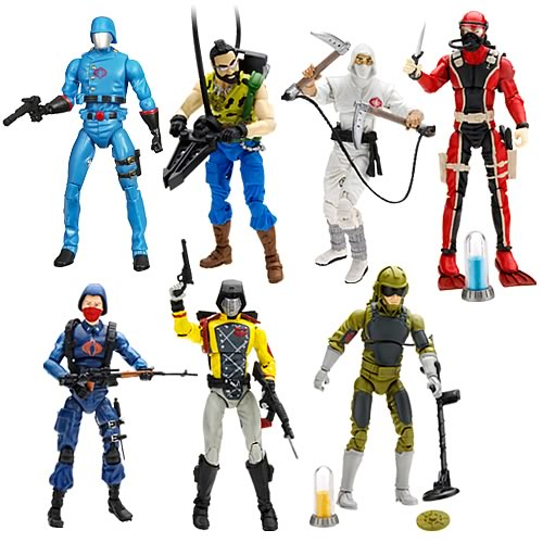 GI Joe Wave 12