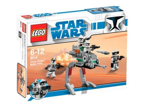 2009 Lego 8014