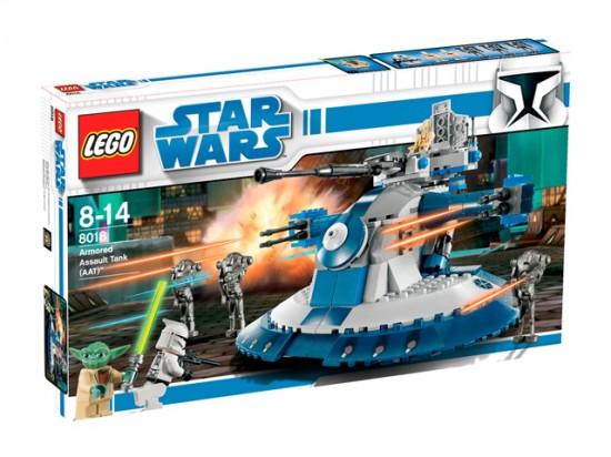 2009 Lego 8018