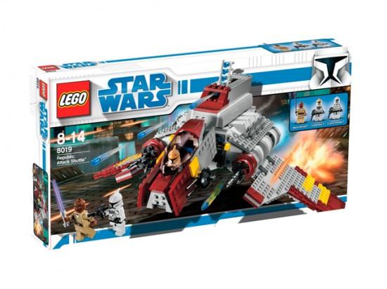 2009 Lego 8019