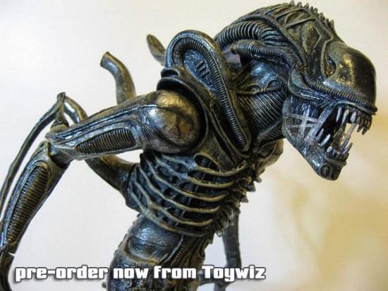 """2009 Neca Classic Alien 7"""""""