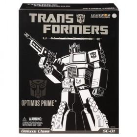 Transformers SE-01 Optimus Prime